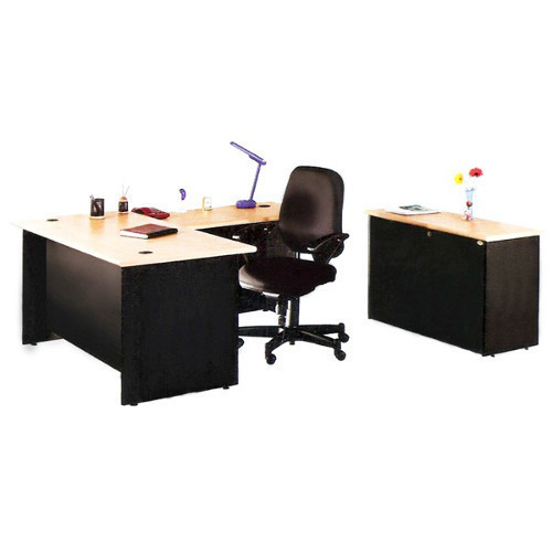 L Shaped Working Table
