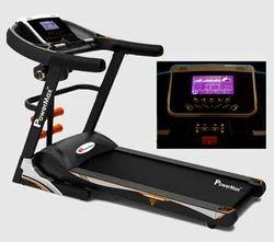 Semi Commercial Motorized AC Treadmill Touch Key