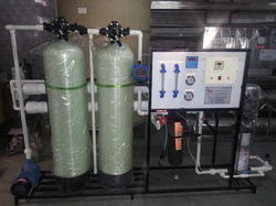 Automobile Semi-Automatic Industrial Water Treatment Plant, for Water Purification for Drinking