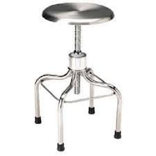 Adjustable Lab Stool