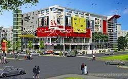Malls Designing