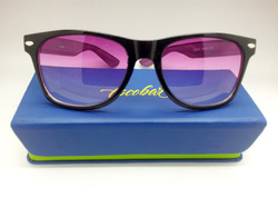 Square Trendy colors Wayfarer Sunglasses