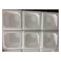 Normal EPS White Thermocol Packaging Moulds