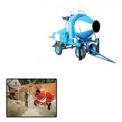 Concrete Mixer for Construction