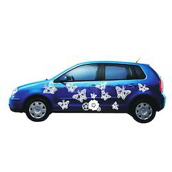 Car Decal Sticker