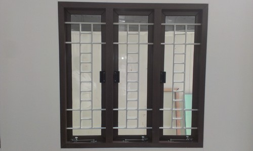 Modern Coated Metal Window For Home Himaja Infotek Id 4119058673