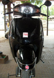 Two Wheeler Front Guard