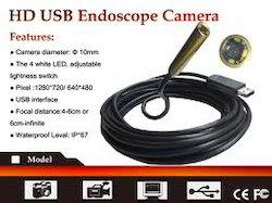HD USB Endoscope Camera