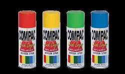 Compac Acrylic Lacquer Spray Paints