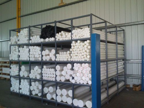 Industrial Pipe Storage Rack & Industrial Pipe Storage Rack | Hutaib Storage Systems | Manufacturer ...
