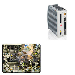 Servo Drives for Automotive Industry