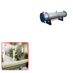 Storage Condenser for Pharmaceutical Industry