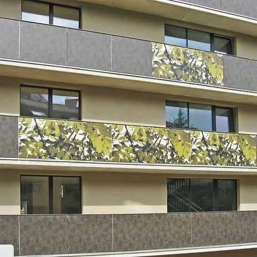 Attractive Balcony Panels