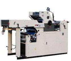 Both Side Printing Machine