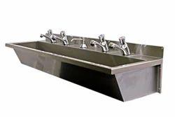 V Type Sink