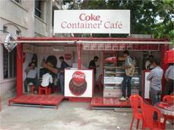 Cafe Kitchen Container