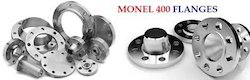 Monel 400 Threaded Flanges