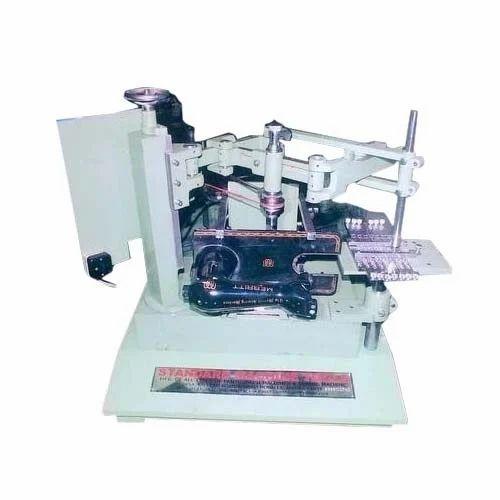 Nameplate Engraving Machine