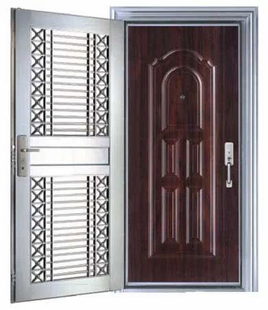 Single Steel Door  sc 1 st  IndiaMART & Single Steel Door - View Specifications u0026 Details of Steel Doors ... pezcame.com