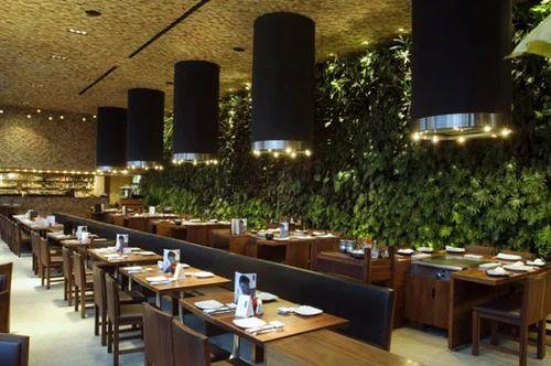 Modern Restaurant Interior Designing & Modern Restaurant Interior Designing in Laxmi Nagar Pune Creative ...