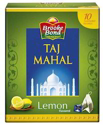 Taj Mahal Tea Bag-Lemon