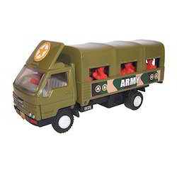Army DCM Toy Truck