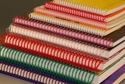 Spiral Binding Service for Book
