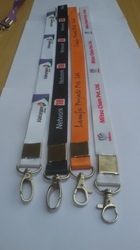 Lucky Plastics Customized Promotional Sublimation Lanyards