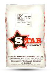 OPC 53 cement