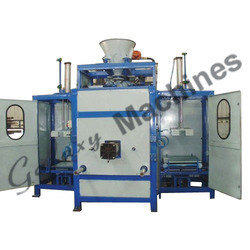 Double Station Universal Cold Box Machine