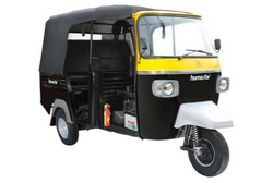 Three Wheeler Driving Classes