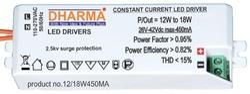LED Driver 12-18w / 26-42v/450ma