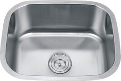 Stainless Steel Undermount Bar Sink