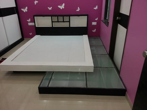 Attractive Floor Bed Designs India Motif - Modern Style ...