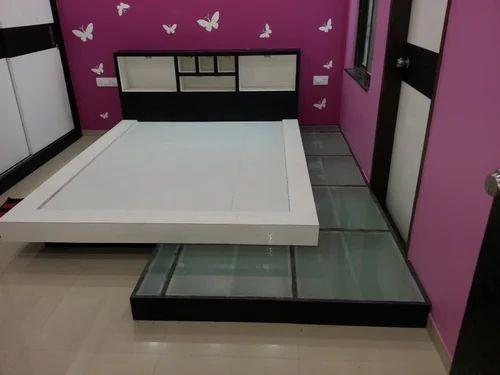 platform bed bedroom furniture vijay kumar walimbe associates