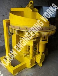 New Rotary Type Fly Ash Brick Making Machine