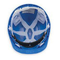 5001 L Helmets With Six Point Textile Suspension
