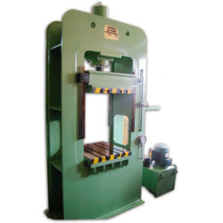 H Frame Heavy Duty Hydraulic Press