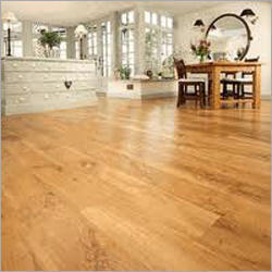 Designer Flooring Light Brown Vinyl Flooring
