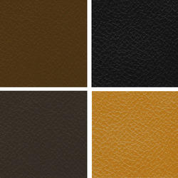 Brown Colored Manmade Leather Cloth