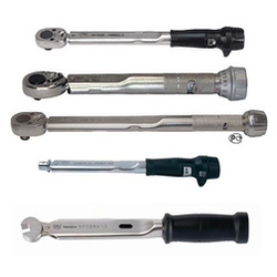 Adjustable Torque Wrenches