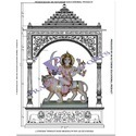 Cad Design Durga Temple