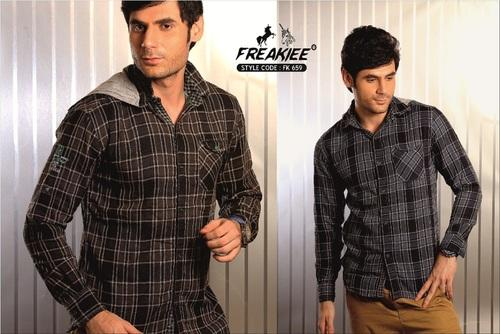 Casual Designer Printed Shirts Manufacturer from Mumbai