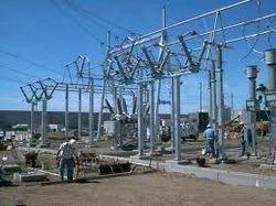 Substation & Switchyard Work up to 33 KV
