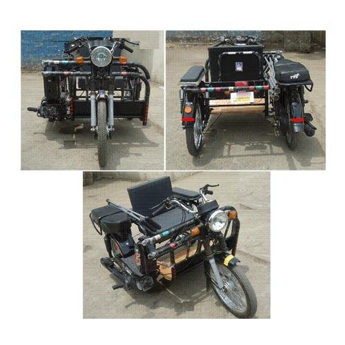 Vehicles for Handicapped - Xl Three Wheeler Modification