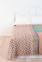 Indian Kantha Quilt