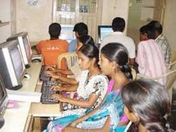 Software Training To Unemployed Youth Under Skill