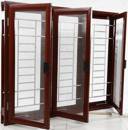 Home Windows Design In Kerala: Steel Casement (Open-Able) Windows