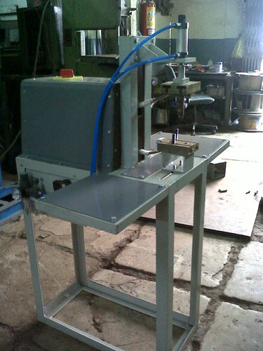 Table Type Spot Welding Machine - Welduction Technologies