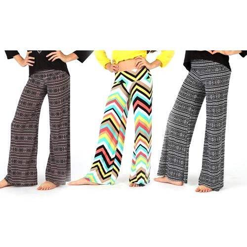 f9e75cc422100 Girl's Palazzo Pants at Rs 100 /piece(s) | Ladies Palazzo Pants ...
